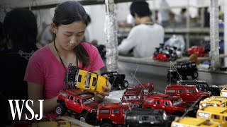How Tariff Tensions Transformed China's Toy Factories | WSJ