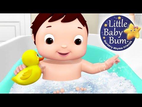 Bath Song | Part 2 | Nursery Rhymes | Original Songs By LittleBabyBum!