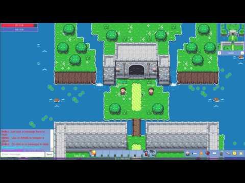 uMMORPG 2D V1.0 - The #1 Unity 2D MMORPG