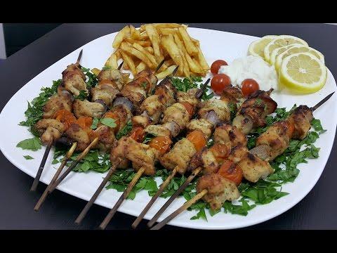 Recipe Chicken Shish Taouk