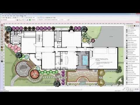 Easy-to-Use CAD for Landscape Design with PRO Landscape