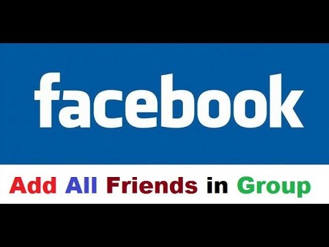 How to Add All Friends In Facebook Group At Once | 2016 Trick !!!