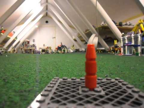 how to make a lego shotgun