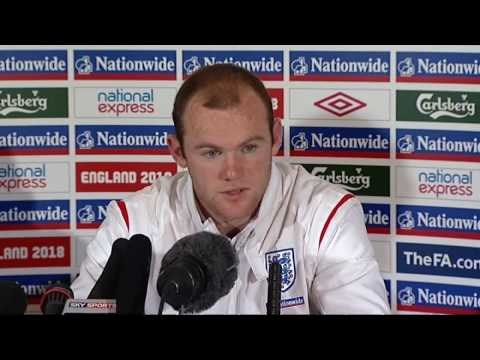 Wayne Rooney: 'England want full points from Ukraine game'