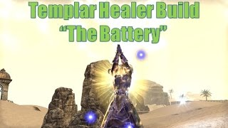 ESO - Build Templier Healer