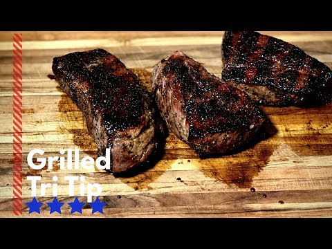 How to grill Tri Tip like a ribeye on the Weber Kettle | Arteflame insert