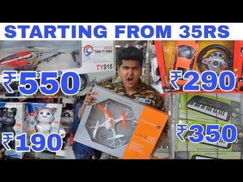 Cheapest Toy Market [Wholesale/Retail] | SadarBazar | Delhi