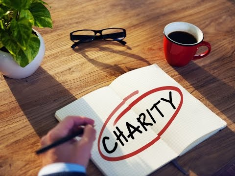 Tax Deductions from Future Charity Donations