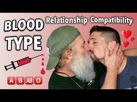 Are We Compatible Based On Our Blood Types! Blood Type Personality Test (Eat for your Blood Type)