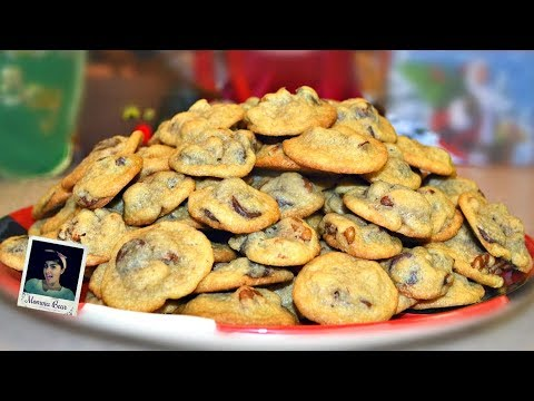 Cookie Recipe for Little Cookie Monsters