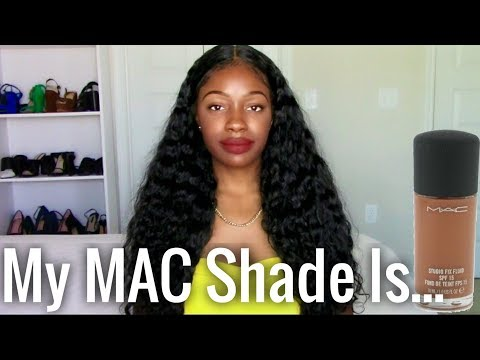 My MAC Foundation Shade? | MAC NW 45 vs Fenty Beauty Foundation 440