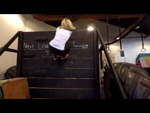 Mobility to get over an 8 foot wall