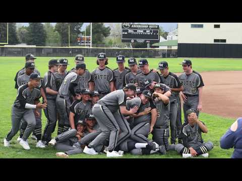2018 Mitty Baseball Highlights