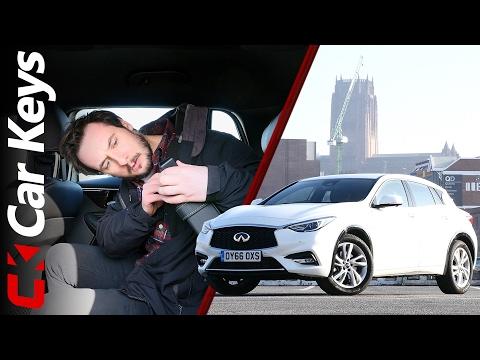 INFINITI Q30 2017 review - Just a Posh Nissan? - Car Keys