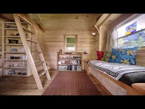 The Little Book Of Tiny House Floor Plans