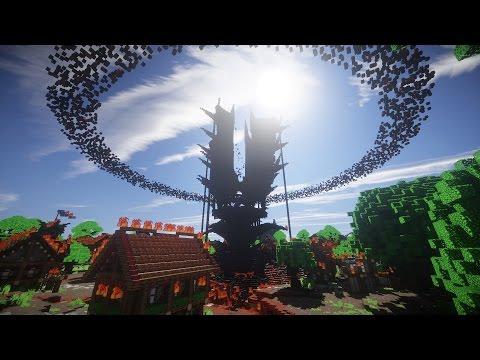 Minecraft Timelapse - Terror of the Underground