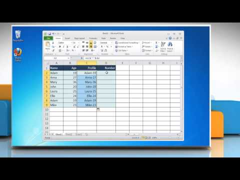 How to Find Duplicate Rows in Excel 2010