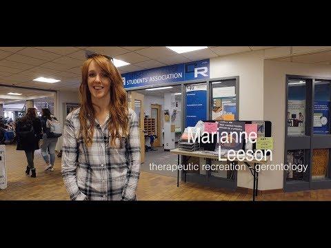 Lethbridge College Convocation 2018 - Marianne Leeson