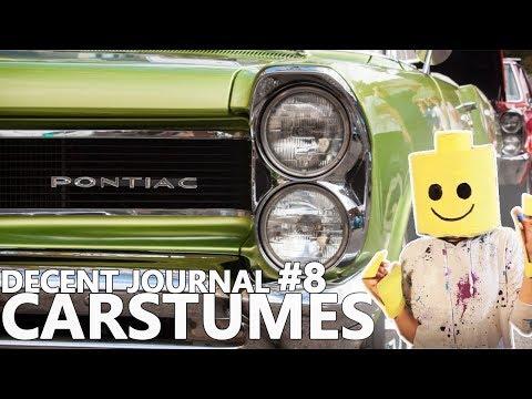 CARSTUMES - Decent Journal #8