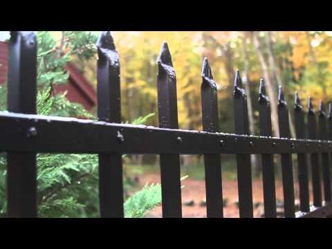 Aluminum Fence Installation - Hartford Fence Company