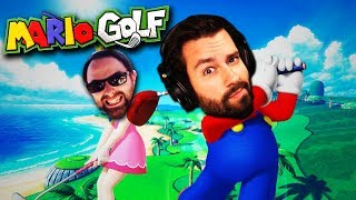 Down To The Wire! (Mario Golf)