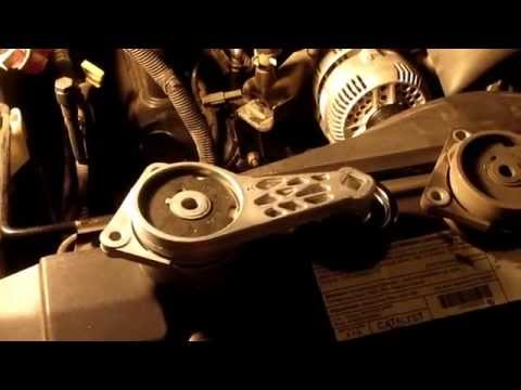 Change the Belt Tensioner 5.4L  4.6L Ford
