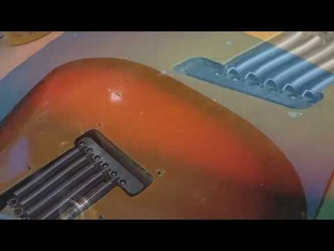 Cleaning Smoke and Other Gunk Off An Old Guitar
