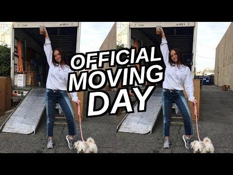 MOVING DAY | Kenzie Elizabeth