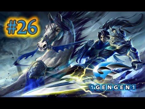 League Of Legends ARABIC Xin Zhao لول رانكد :#26 تسلية مع صراع الجبابرة