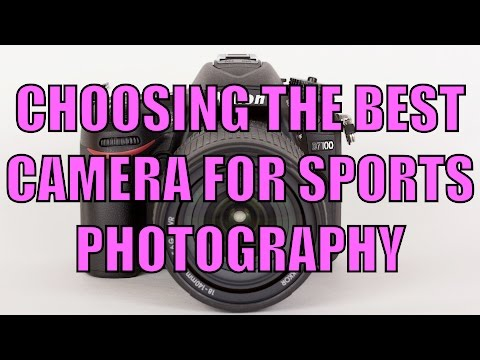 Choosing The Best Camera For Sports Photography | Sports Photography Pt.3