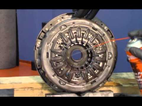 DPS6 Clutch Cleaning Procedure