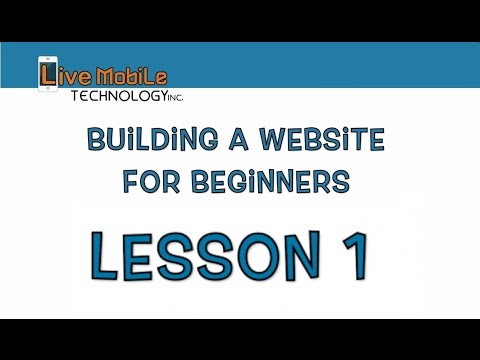 LESSON1 - Building a Website for Beginners - Installing MAMP on a Mac Computer