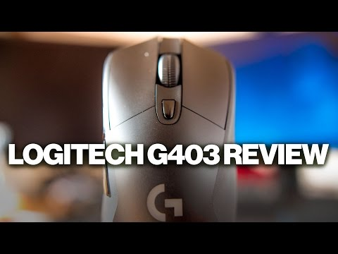 Logitech G403 Review - Perfect wireless gaming mouse?