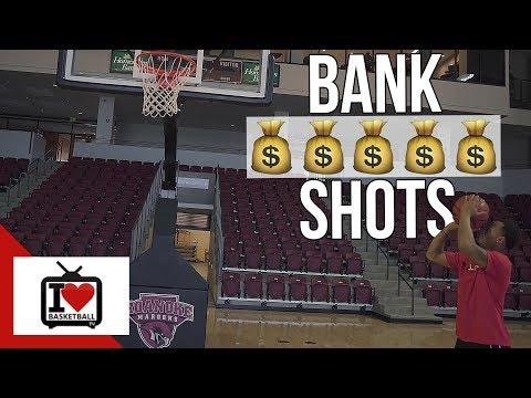 Basketball Bank Shot Tips!