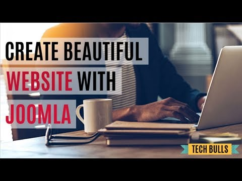 [Hindi] create responsive website by Joomla step by step in 1 hour