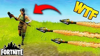 NEW GAME MODE - RPG's ONLY! - Fortnite Funny Fails and WTF Moments! #60 (Daily Best Moments)