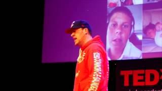 One Punch Murder | Jamie Denyer | TEDxHolyhead