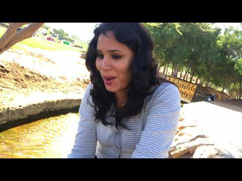 Best place to visit  Hot Water Spring in Al ain