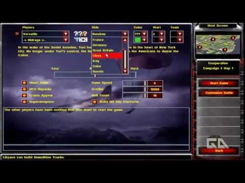 [How To] Play Red Alert 2 Yuri's Revenge LAN Online Tutorial (Tunngle Optional)