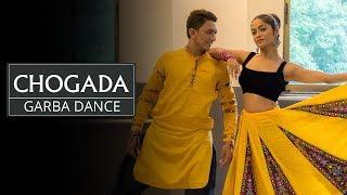Chogada Tara  Loveratri  Garba Dance  Livetodance With Sonali