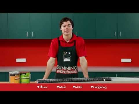 How To Choose Gutter Guards - DIY At Bunnings