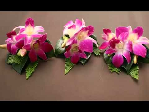 Beautiful Pics Of Wedding Corsages Orchids Romance