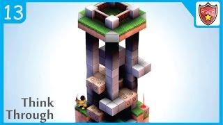 Mekorama Level 13 Walkthrough - Think Through