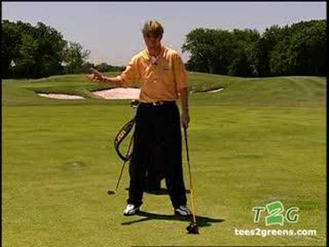 Golf Instruction & Swing Tip - Hit the Ball Farther