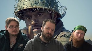 72 HOURS Trailer Reaction and Discussion