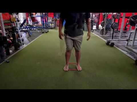 Foot Arch Exercises