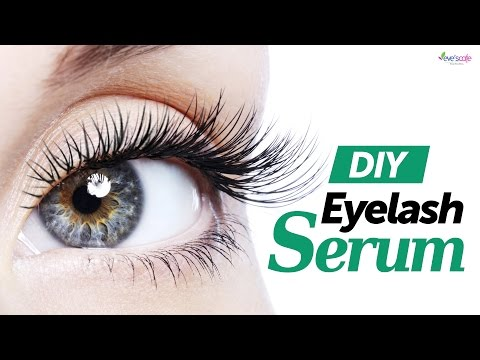 Eyelash Growth Serum 100% Natural Fast Growth
