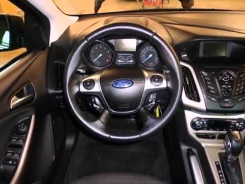 2012 Ford Focus Madison WI Milwaukee, WI #D20534