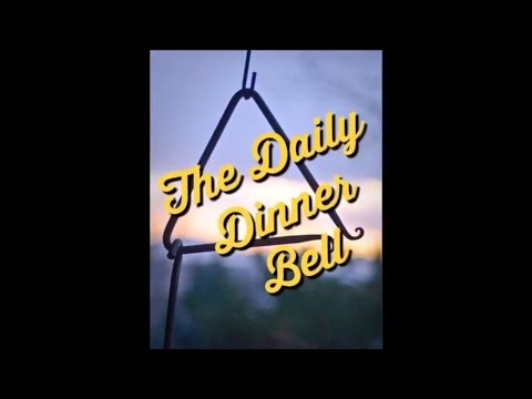 #thedailydinnerbell March 25th With Linda's Pantry