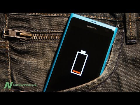 Do Cell Phones Lower Sperm Counts?